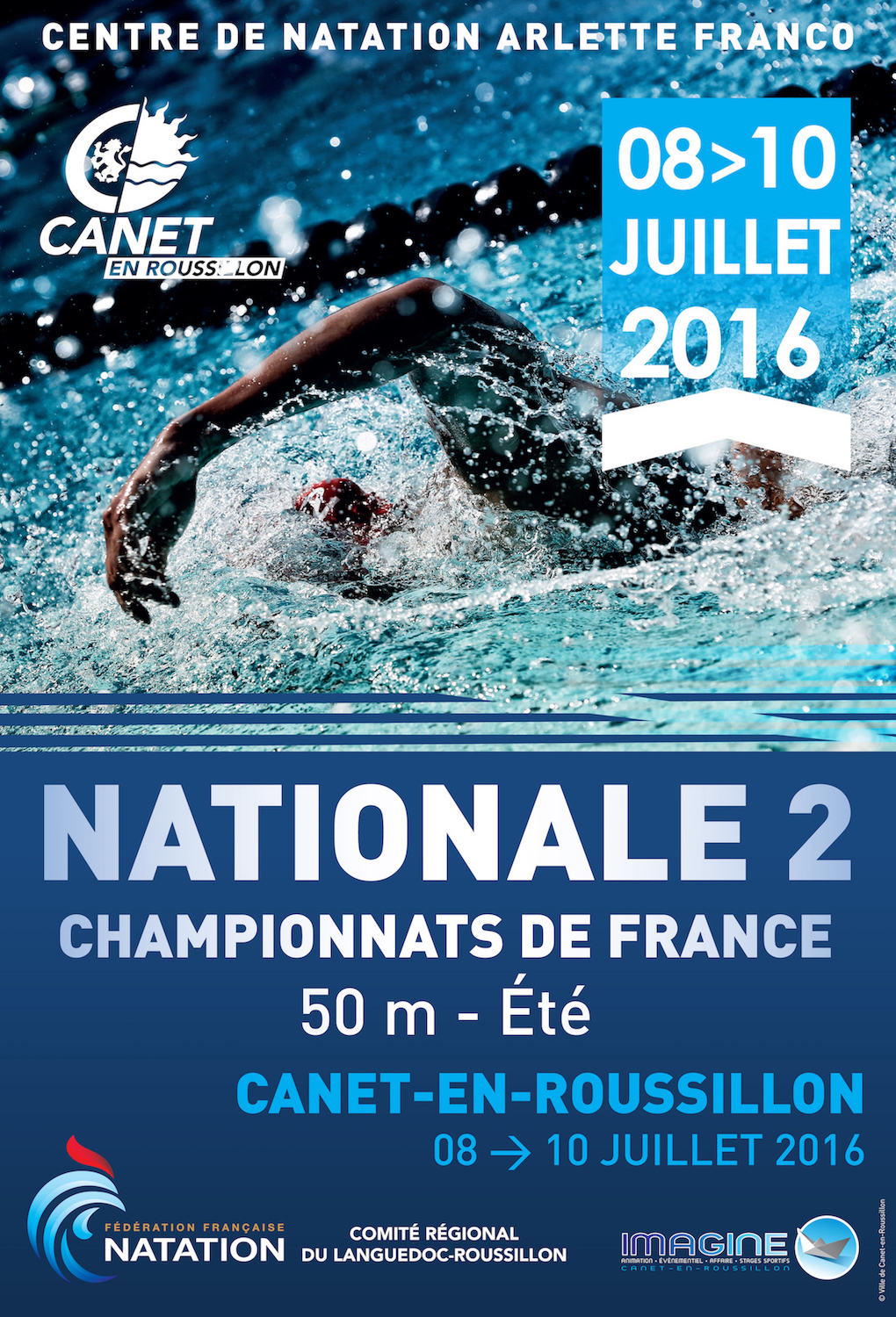 Championnats de france nationale 2 canet en roussillon - Office du tourisme canet en roussillon ...
